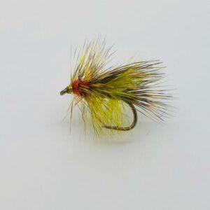 Irish Trout Flies from Basil Shields